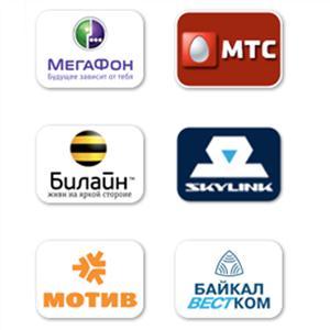Операторы сотовой связи Погара