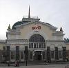 Железнодорожные вокзалы в Погаре