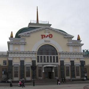 Железнодорожные вокзалы Погара